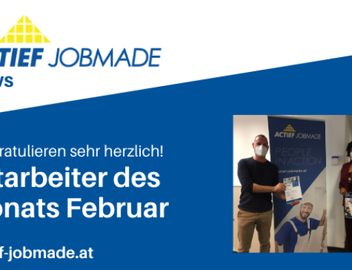 Mitarbeiter des Monats Februar